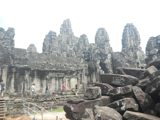 bayon temple 5