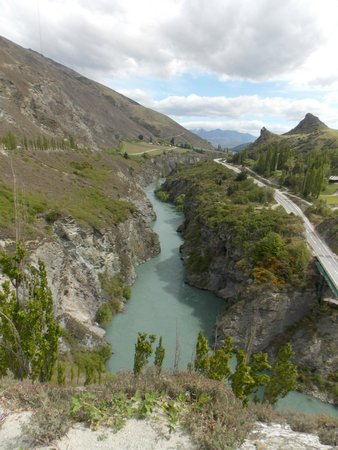 Trails of Middle-Earth Tour: River Anduin