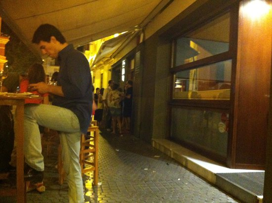 Eslava : Street Scene Outside