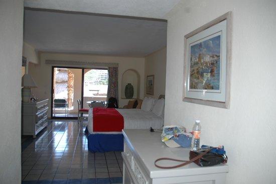 Marina Fiesta Resort & Spa: View of room, near entrance