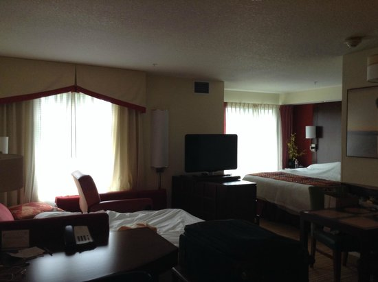 Residence Inn Portland Airport at Cascade Station: Room/Suite