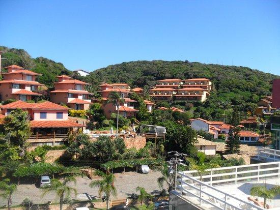 Hotel Pousada Experience Joao Fernandes: Vista desde la habitación