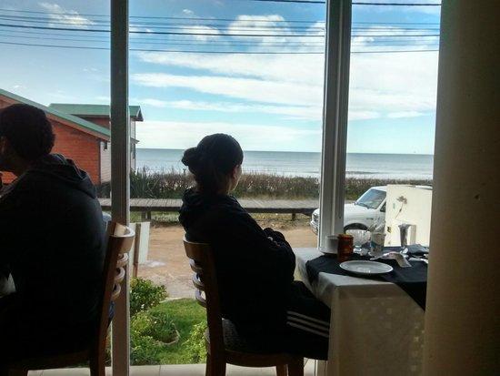 Villa Gesell Spa & Resort: comedor durante desayuno