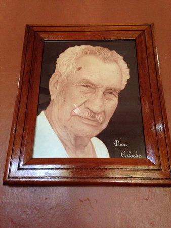 Panaderia y Cafe La Casa de Don Colocho: Don