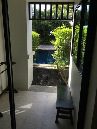 Avantika Boutique Hotel: Pool Access