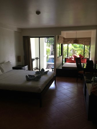 Avantika Boutique Hotel: Room with pool View