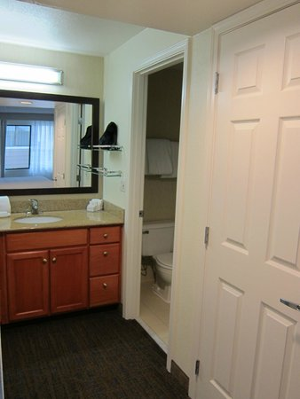 Residence Inn Seattle North/Lynnwood Everett : Bathroom