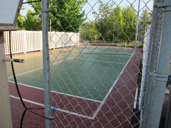 Residence Inn Seattle North/Lynnwood Everett : Sport Ball Play Area
