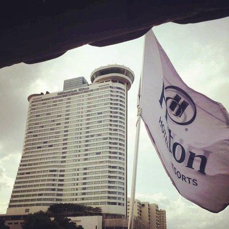 Millennium Hilton Bangkok: From free shuttle boat