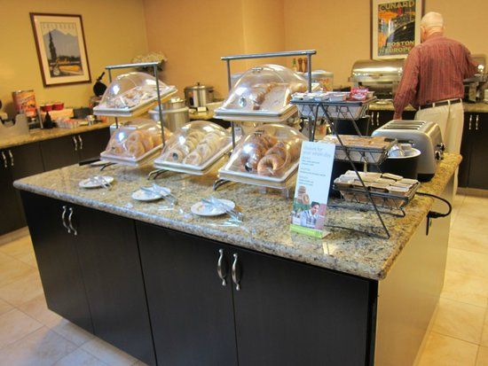 Residence Inn Seattle North/Lynnwood Everett : Breakfast