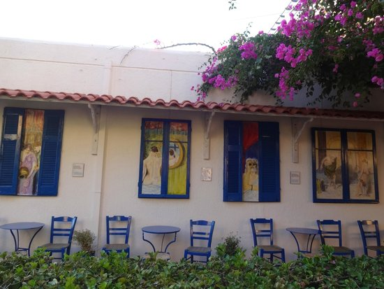 Anissa Beach Hotel: место отдыха