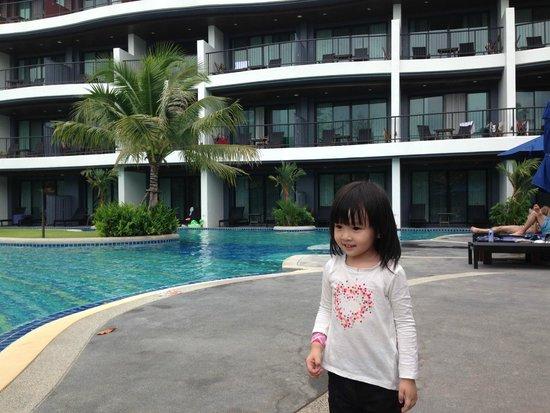 Holiday Inn Resort Krabi Ao Nang Beach : outdoor