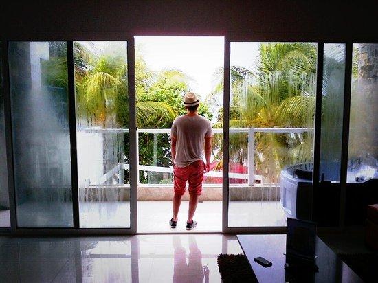 Hotel Surf Paradise: suite. yaque paradise