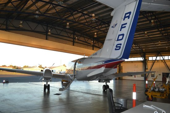 Royal Flying Doctor Service Visitors Centre, Dubbo: RFDS