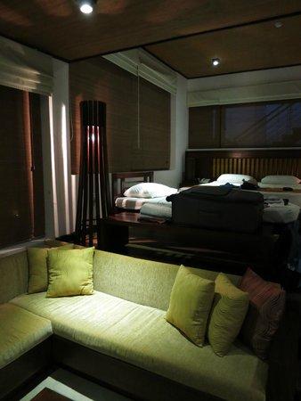 Laya Safari : Bedroom