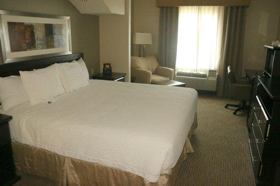 Inn at Wilmington: Our room