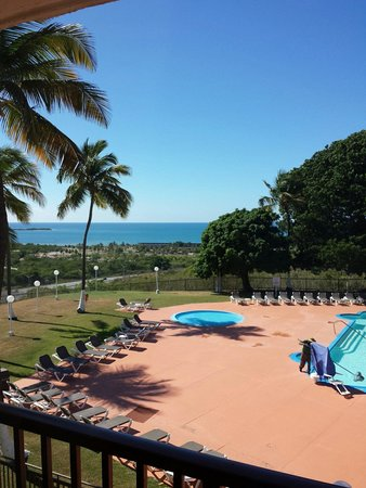 Holiday Inn Ponce & Tropical Casino: Room 416