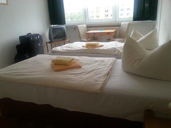 Gästehaus Rostock: Room