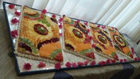 Grand Hotel Corallaro : Torte deliziose