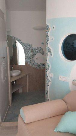 Grand Hotel Corallaro : La suite