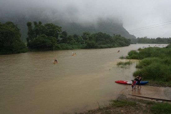 River Tubing: River