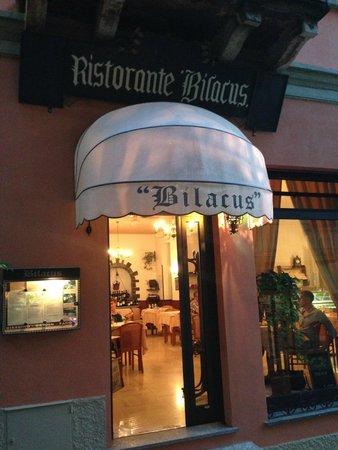 Ristorante Bilacus: Entrance