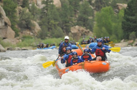 Independent Whitewater : Family fun