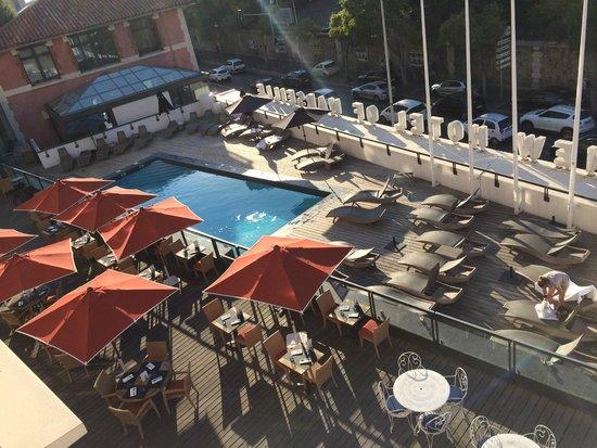 New Hotel Of Marseille : Piscine de l'hôtel