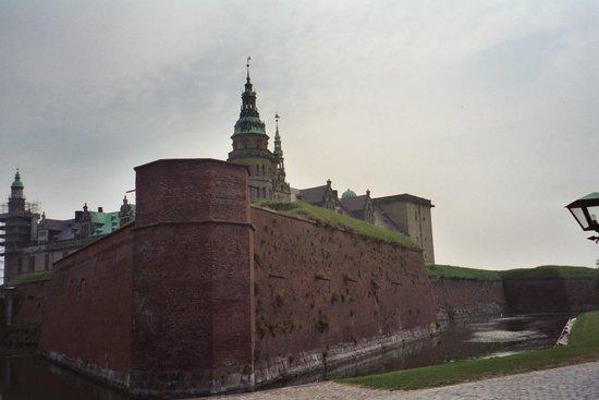 Kronborg Castle: Fortress Walls