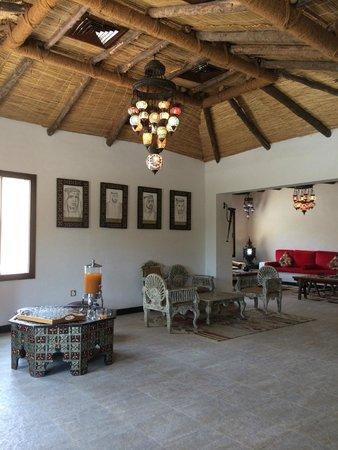 Al Hamra Residence & Village : Reception area
