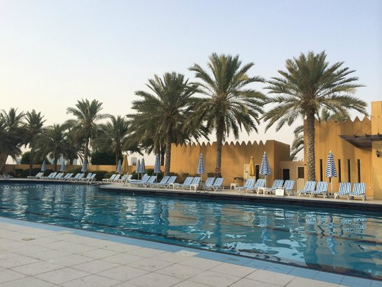 Al Hamra Residence & Village : No swimsuits/two-piece allowed!