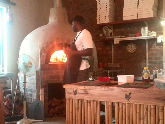 Massimo's: staff who enjoy their work make the best food