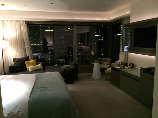 W Hong Kong: Cool Corner Room