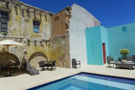 Hotel Socaire: Pool