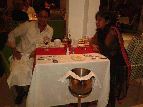 Ambre Resort & Spa : Fine-Dine