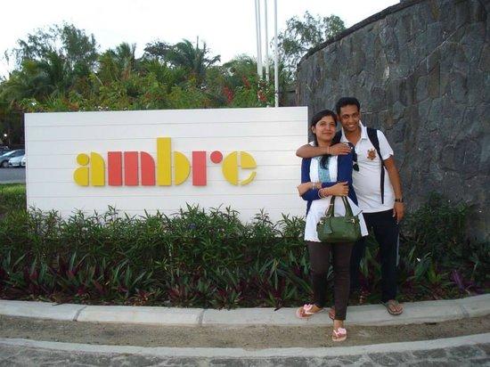Ambre Resort & Spa : Entrance