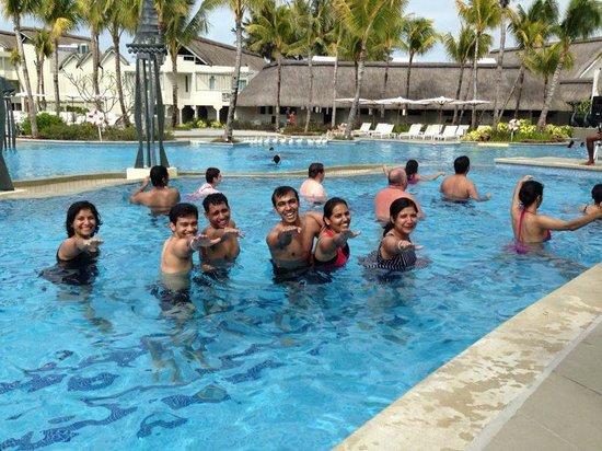 Ambre Resort & Spa : Pool/Play Area
