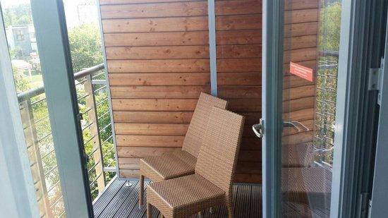 Sopot Marriott Resort & Spa : Kleiner Balkon