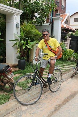 Golden Mango Inn: prêts de vélos