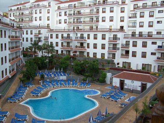Apartamentos Casablanca: Piscina