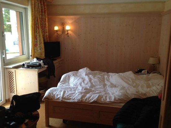 Hotel La Ginabelle: Petite chambre à coucher
