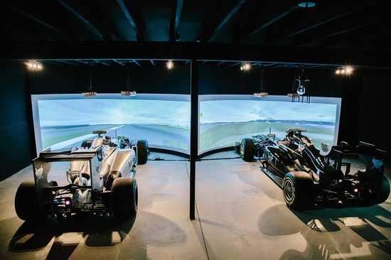 MXJ F1 Simulator