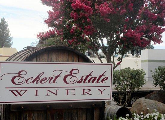 Eckert Estate Winery, Livermore, Ca