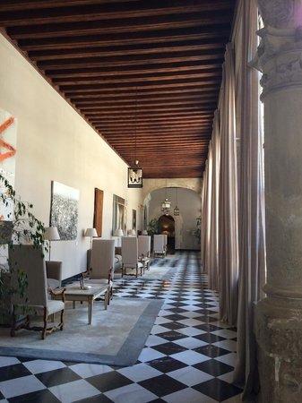 Parador de Cuenca: Claustro