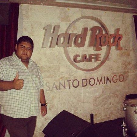 Hard Rock Cafe Santo Domingo : Dominican Rock