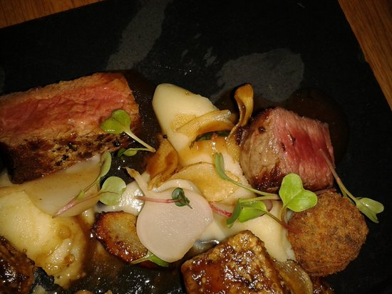 La Mouette: ...cooked to perfection