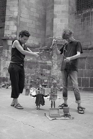 Barrio Gótico: представление