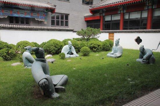 Duck De Chine : Let's picnoc