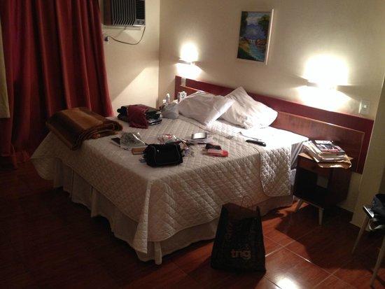 Hotel Lux: quarto