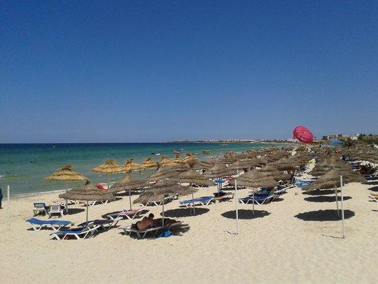 One Resort Monastir : Beautiful beach !